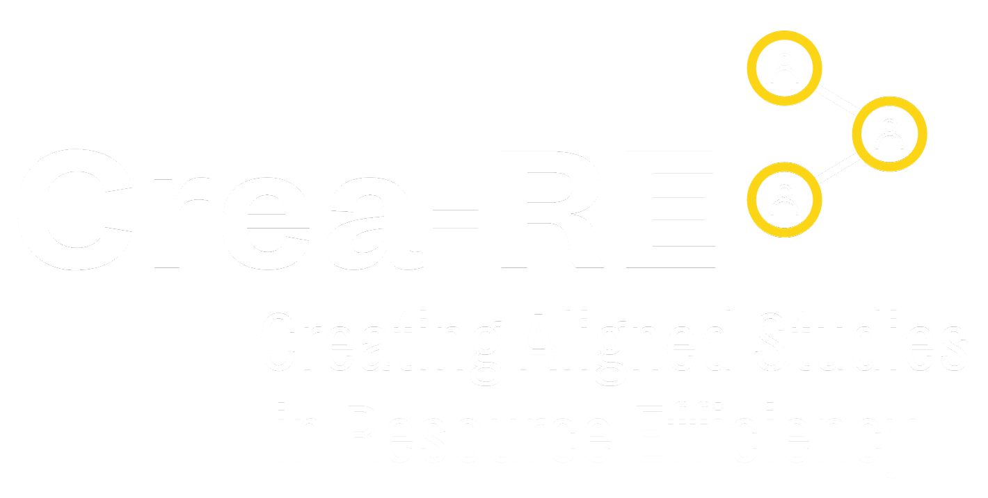 Creating aligned studies in Resource Efficiency